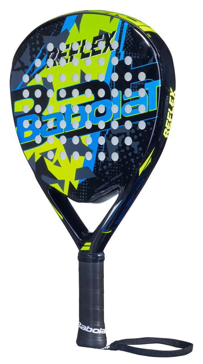 Babolat Padel Reflex black/yellow/ blue