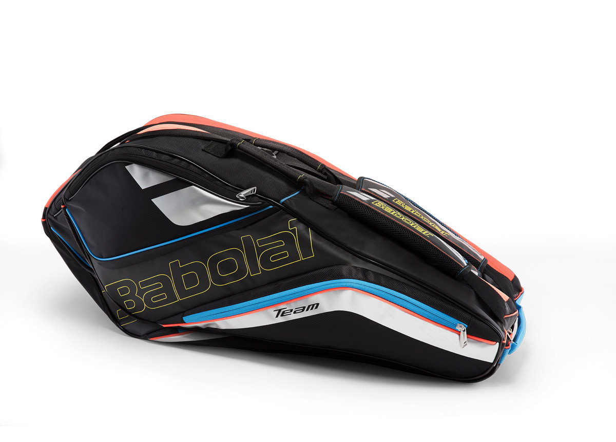 Babolat Racketholder X4 Badminton Multicolor