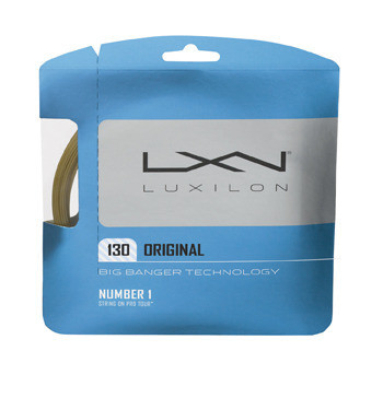 Luxilon tennissnaar Big Banger Original 12m