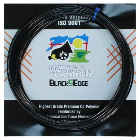 Weiss Cannon Black5Edge