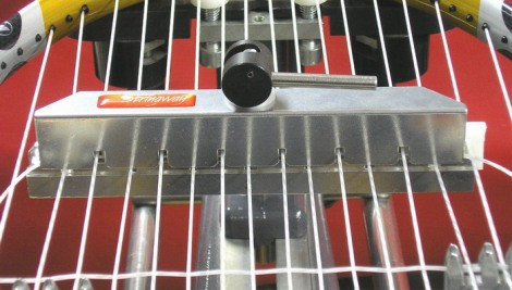 Stringway MK2 dwars-bespan-apparaat