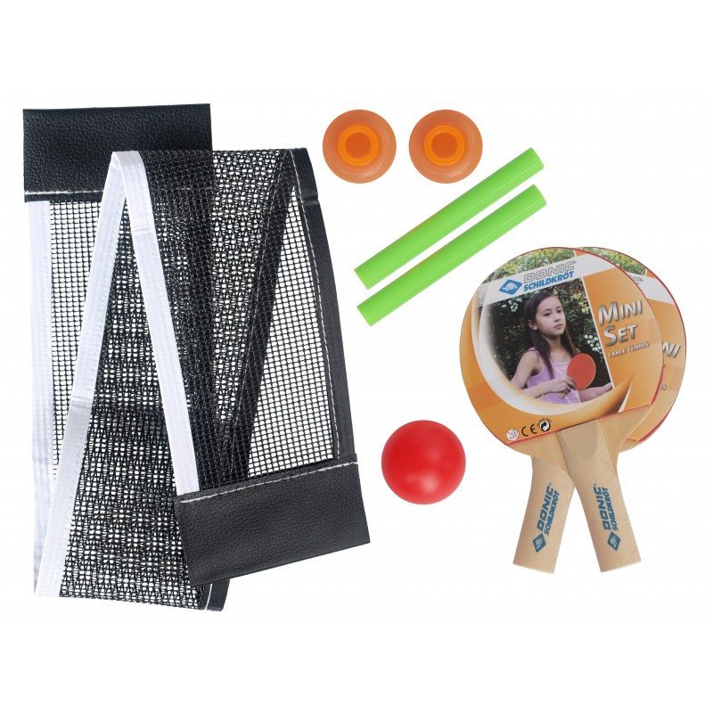 Donic tafeltennis 2 player set MINI