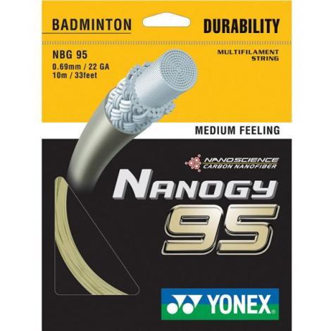 Yonex badmintonsnaar Nanogy 95