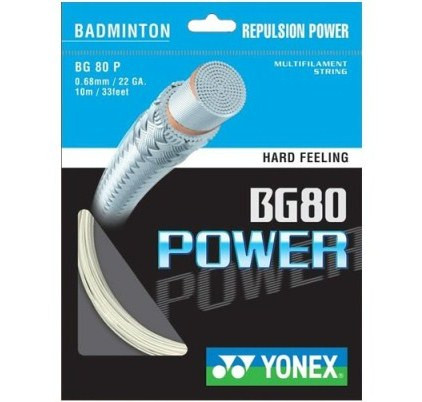 Yonex badmintonsnaar BG80 Power