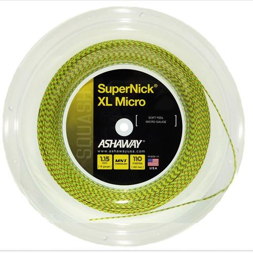 Ashaway squashsnaar SuperNick XL Micro