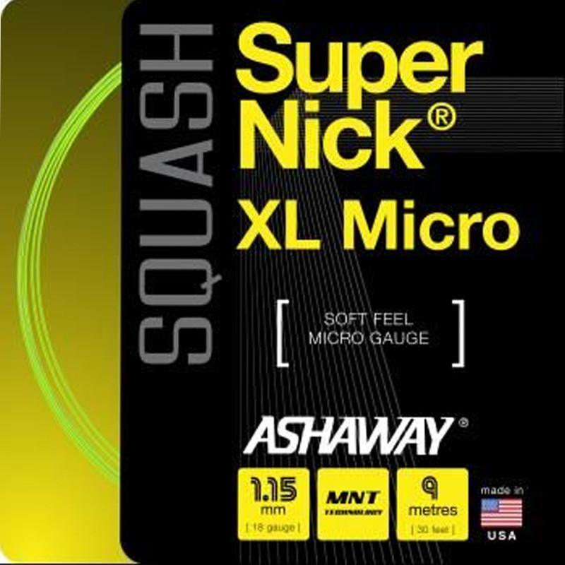 Ashaway SuperNick XL Micro 9m