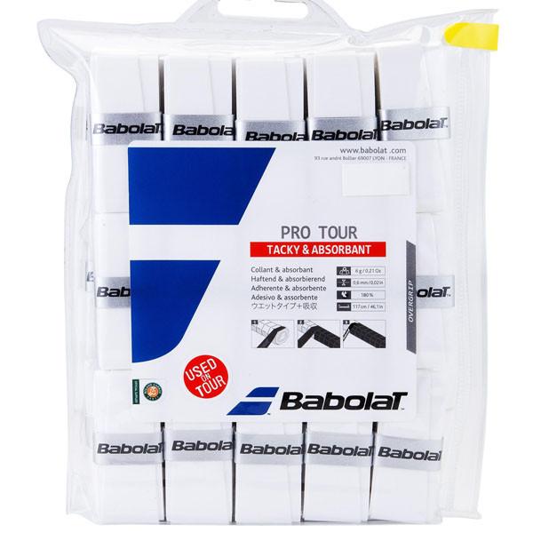 Babolat Pro Tour Overgrip x30 wit