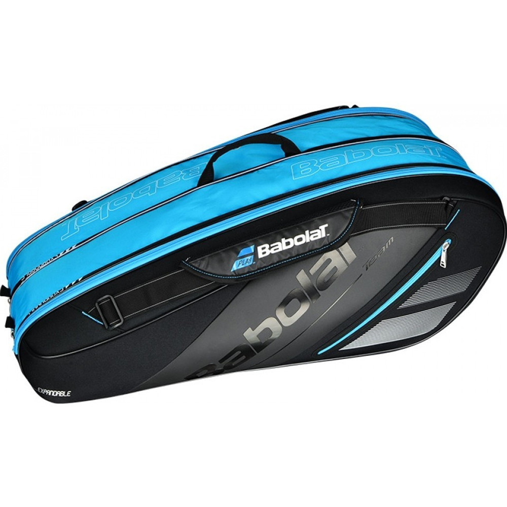 Babolat Team Line Racketholder Expandable Blauw