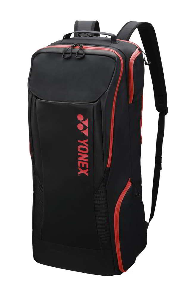 Yonex Active Backpack 8922 zwart/rood
