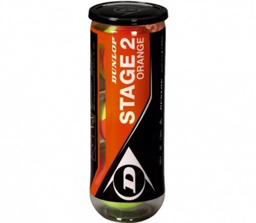 Dunlop Stage 2 orange 3 pack