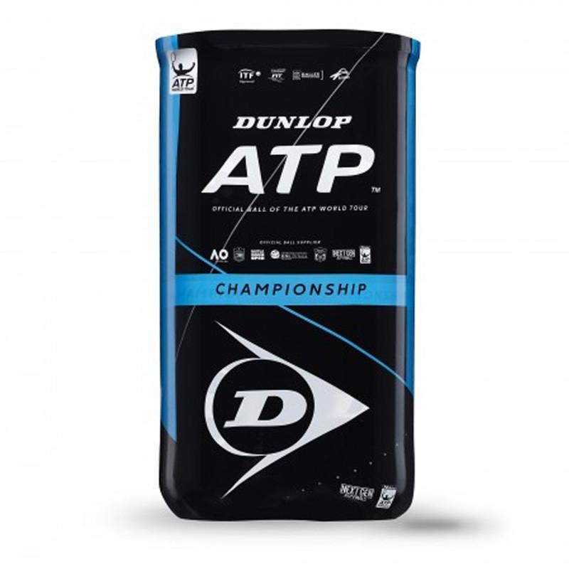 Dunlop ATP Championship 2x4-pack