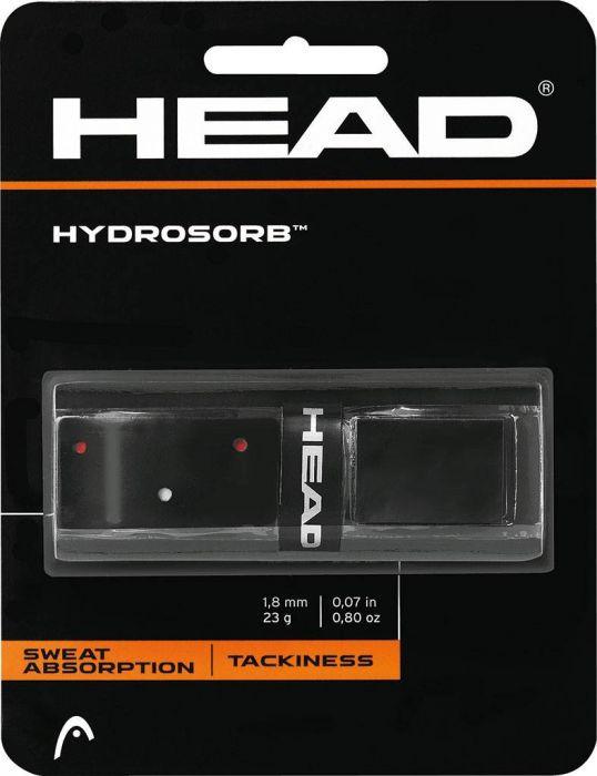 Head Hydrosorb Basisgrip zwart