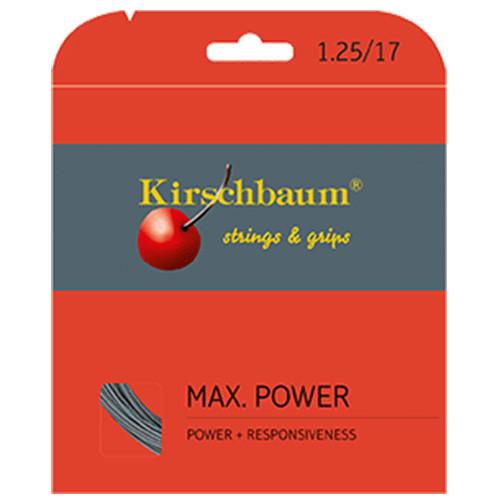 Kirschbaum Max Power 12m