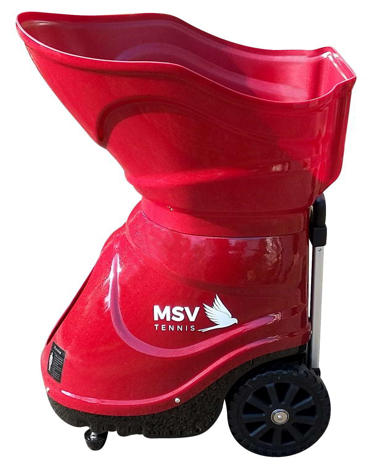 Tennis Ball Machine MSV DirectShot V 160