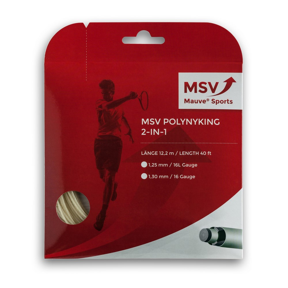 MSV PolyNyKing 2 in 1 set 12m