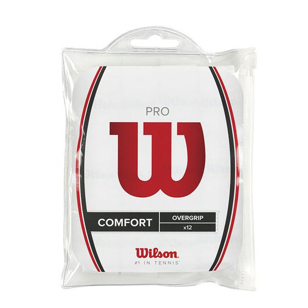 Wilson Pro Overgrip x12 Wit