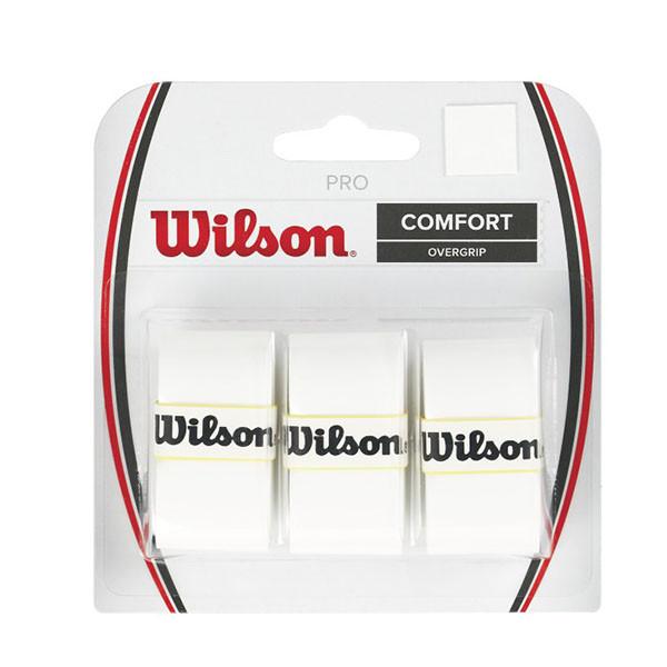 Wilson Pro Overgrip x3 Wit