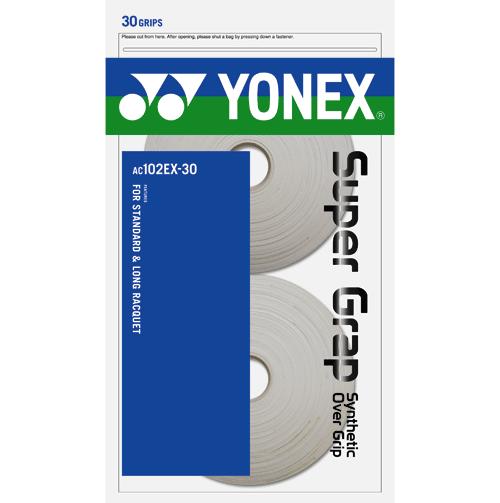 Yonex Super Grap 30 pack wit