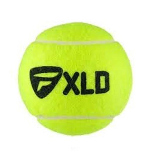 Tennisballlen Tecnifibre XLD/ polybag 72 stuks