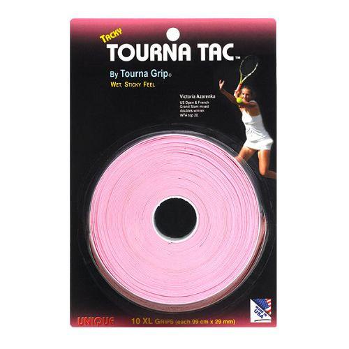 TournaTac Grip overgrip XL roze 30st verpakking