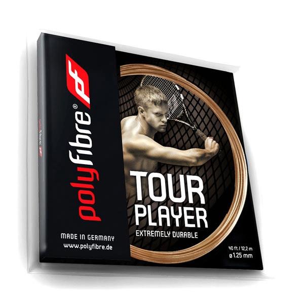 Polyfibre Tour Player 12m-1.25mm