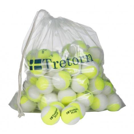 Tretorn Plus Trainingsballen 18 stuks onverpakt
