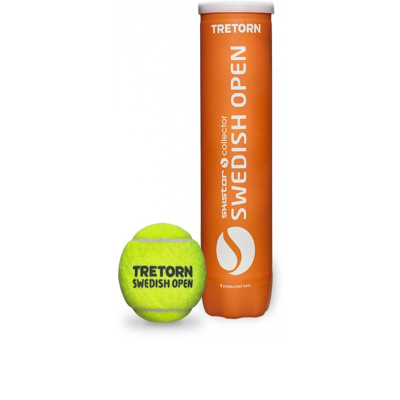Tretorn Swedish open 4 pack