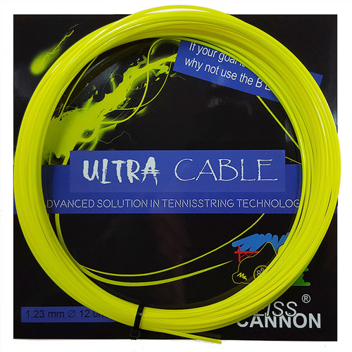 Weiss Cannon Ultra Cable 12m