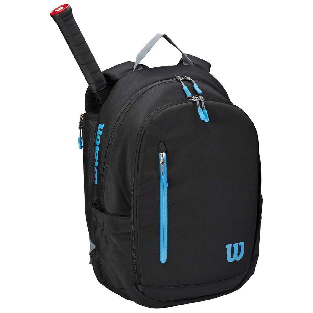Wilson Ultra Backpack Black-Blue-Silver