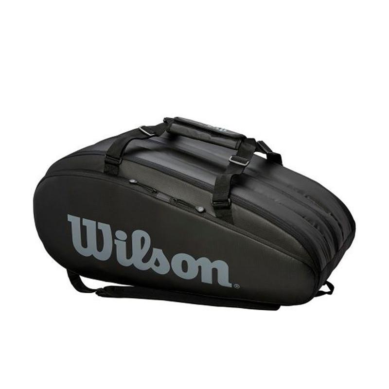Wilson Tour 3 Comp zwart/grijs