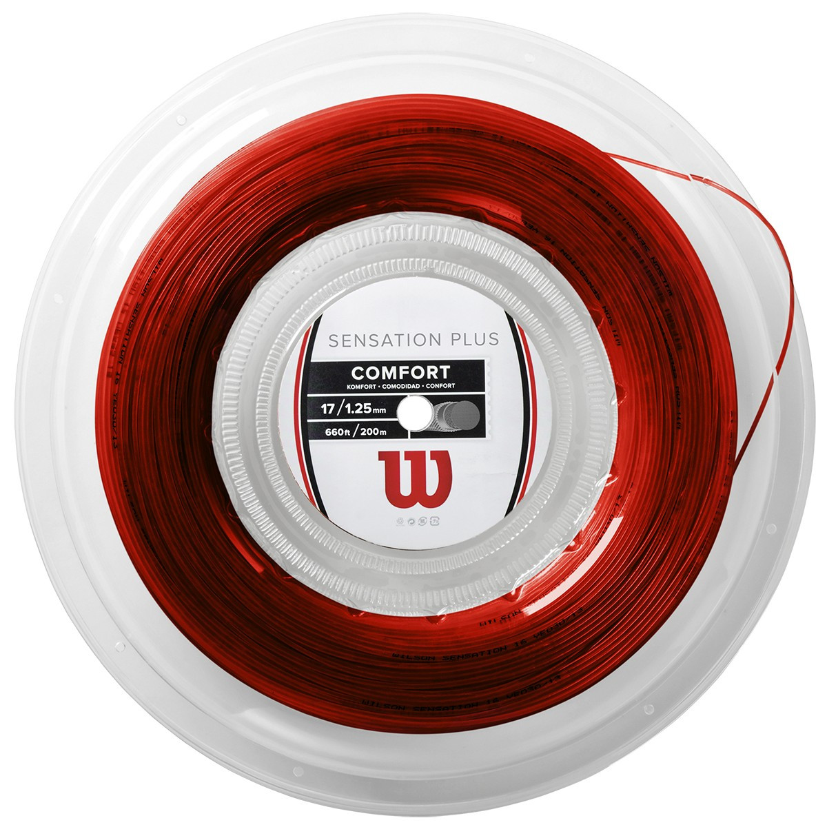 Wilson Sensation PLUS Comfort 200m RD 1.34mm