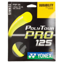 Yonex tennissnaar Poly Tour Pro neon geel 12m