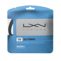 Luxilon tennissnaar Big Banger Alu Power