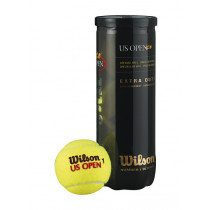 Wilson US open (3 bal in can)