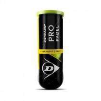 Dunlop Padel Pro ballen 3st