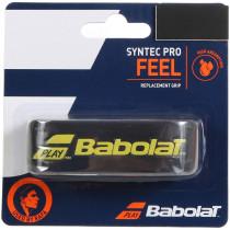 babolat syntec pro feel zwart geel