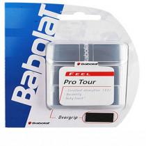 Babolat Pro Tour overgrip zwart x3