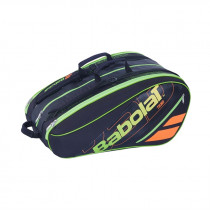 Babolat Racketholder Team Padel Black/Green