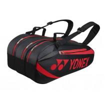 Yonex Active Bag 8929 zwart/rood