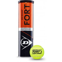 Dunlop Fort TP Clay Court 4 pack