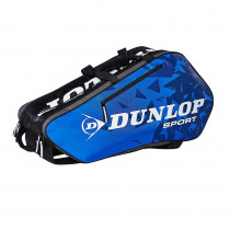 Dunlop Tour 6 racket bag blauw
