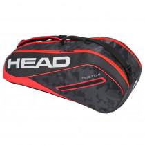 Head Tour Team 6R Combi zwart-rood