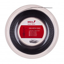 MSV Hepta Twist zwart 200m