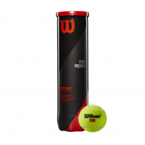 Wilson Tour Premier Clay Court (4 bal in can)