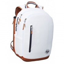 Wilson Roland Garros Tour Backpack Wh/navy/Clay