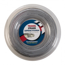 Rex Professional tennissnaar Supreme Titanium 200m