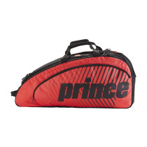 Prince Tour Challenger 9+ Pack zwart/rood