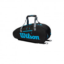 Wilson Ultra 9 Pack Black/Bl/Silver
