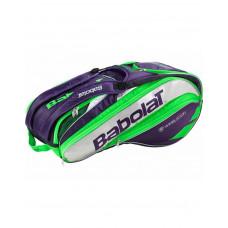 Babolat Racketholder X12 Pure Wimbledon