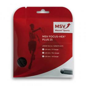 MSV Focus HEX PLUS 25 12m
